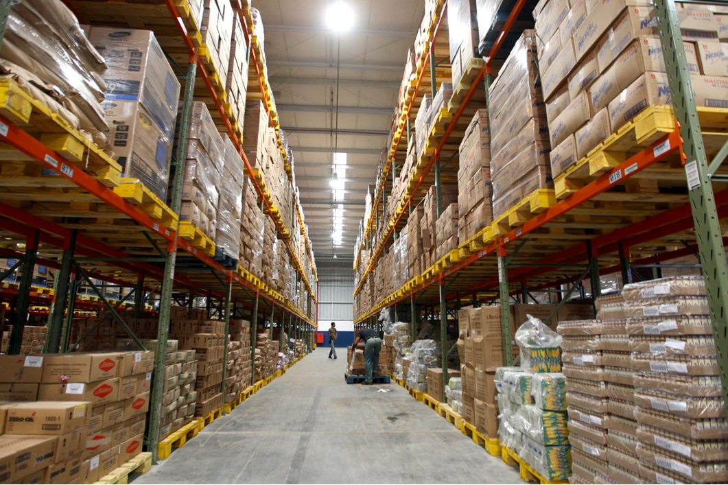 APO solves missing parts issue in Distribution Center